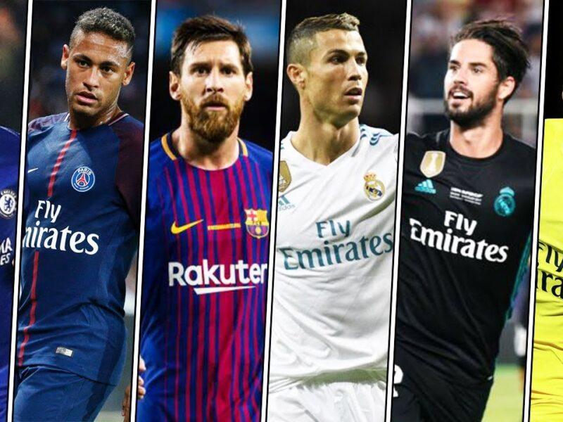 10 najlepszych piłkarzy 2021 roku | Najlepsi piłkarze